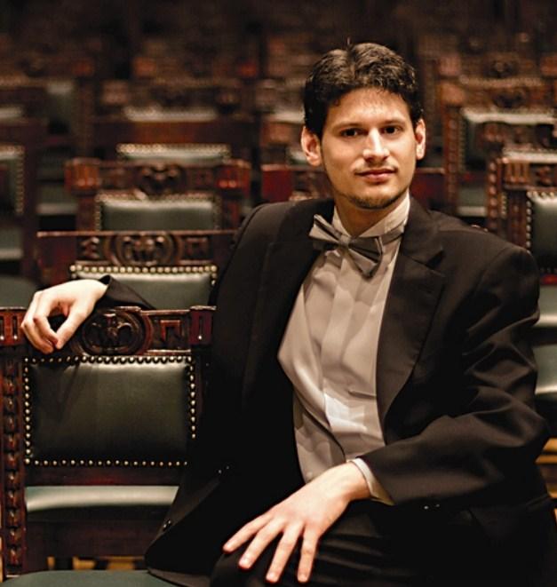 Ρεσιτάλ πιάνου στο Ομήρειο, το Σάββατο, από τον Κωνσταντίνο Δεστούνη