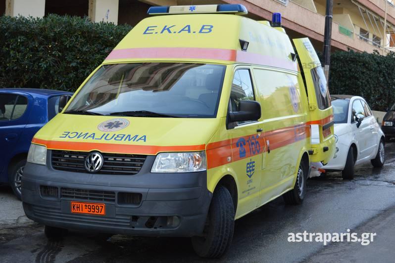 Δύο τροχαία με τραυματισμούς δικυκλιστών, στα Αρμόλια και στην πόλη