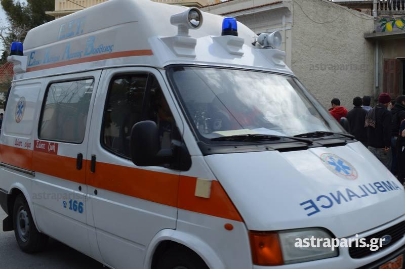 Άγνωστος οδηγός τραυμάτισε 35χρονο Ιρανό και τον εγκατέλειψε