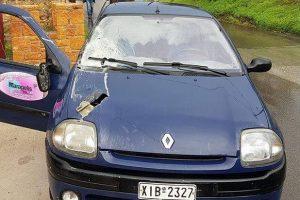 Τροχαίο ατύχημα στο συνεργείο της ΕΡΤ καθ΄ οδόν προς την ΒΙΑΛ